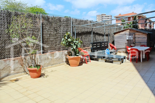 Terraza de 90 m2