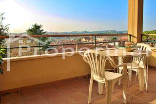 balcón vistas