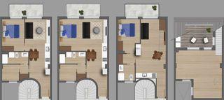 Plano pisos
