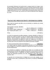 CALCULO Y OPCIONES