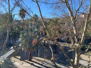 vista desde el balcón vivienda