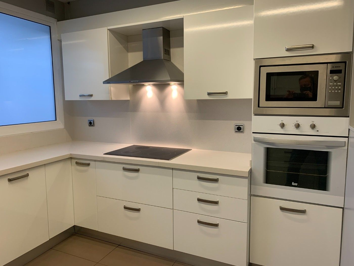 Cocina tipo office