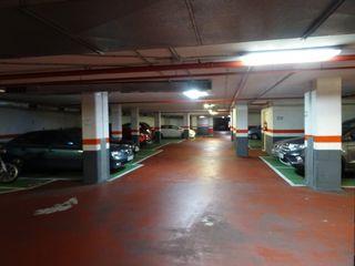 Acceso al parking