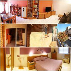 Salón-Balcón-Habitación Suite