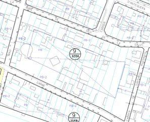 Plànol planejament urbanístic