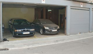 Parking coche en Carrer Juli Garreta