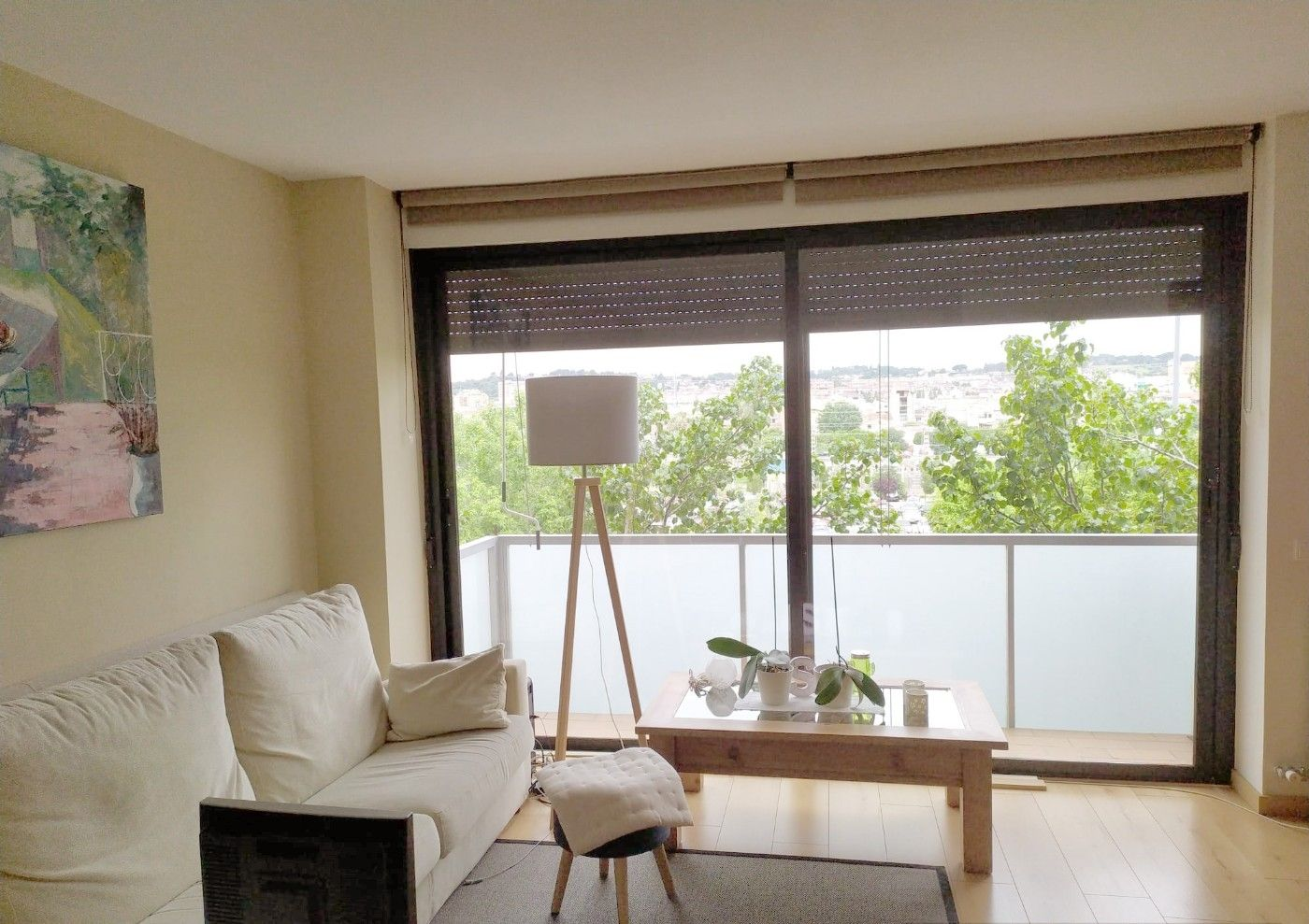 Appartement  Carrer ponent. Piso con terraza y parking