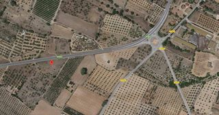 Land for facility  Al lado casco urbano