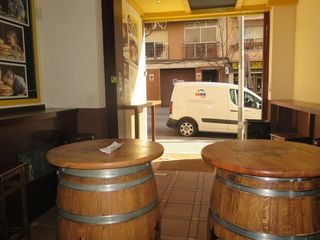Traspaso Restaurante  Carrer colom. Oportunidad