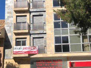 Etagenwohnung en Mazarrón Casco Urbano. Piso con 2 habitaciones y ascensor