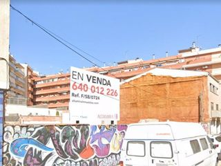 Urban plot in Eixample-Sant Oleguer