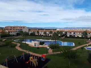 Appartement en San Jorge. Piso con 2 habitaciones, ascensor y piscina comunitaria