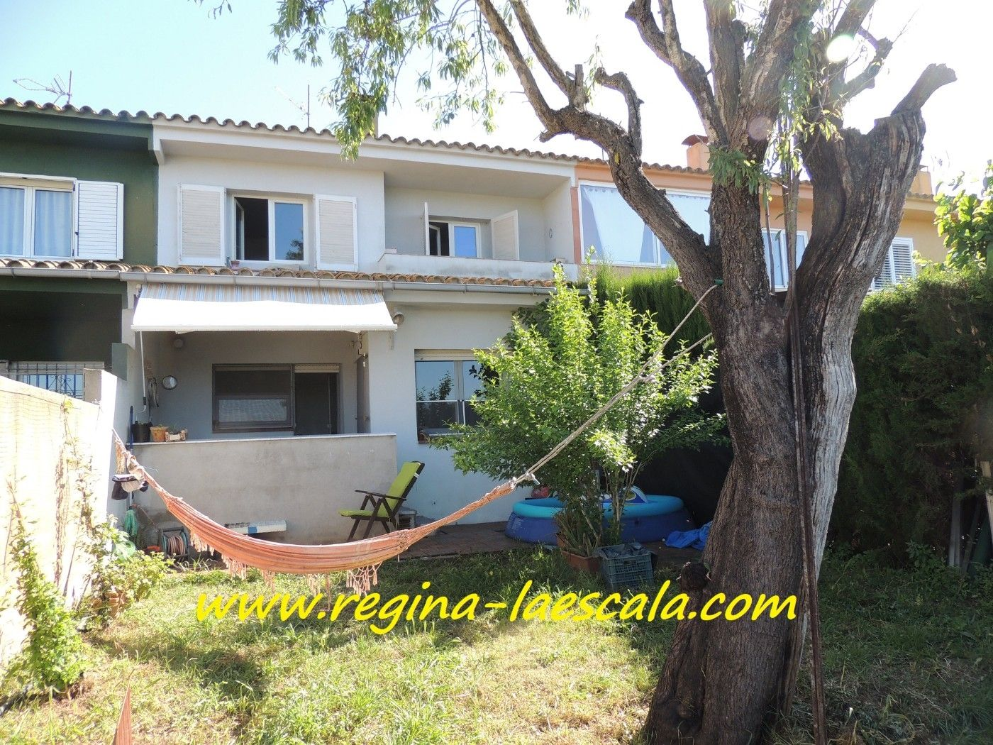 Semi detached house  Carrer cases verdes. Mitoyenne, avec charme et jardin