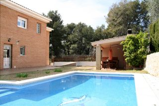 Chalet en Montfred, 6. Bonito chalet con piscina