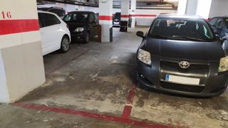 Car parking in Carrer pere martell (de), 35. Plaza céntrica para coche