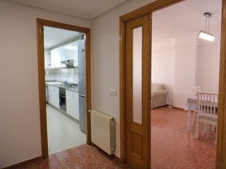Location Appartement  Calle virgen de los desamparados. Piso amueblado