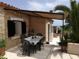 Country house in Carrer son macia vell, 1. Con vistas al mar