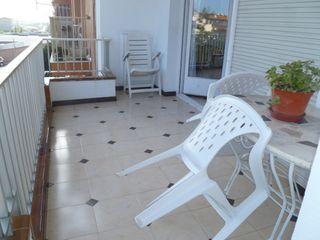 Flat  Puigmal. Piso con terraza y patio.