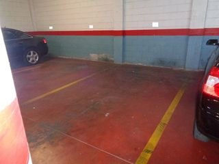 Autoparkplatz in Carrer Pau Claris