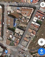 Solar urbano  Carrer santa barbara. Zona puerto