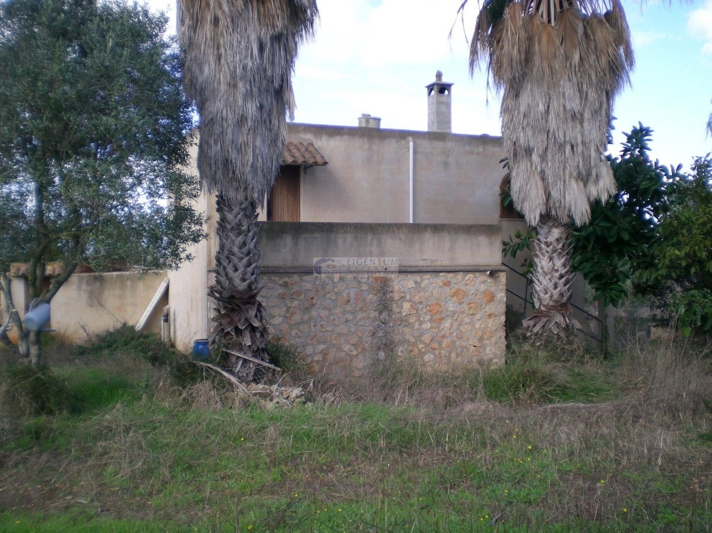 Rural plot in Polígon poligon 24, 534. Finca en manacor