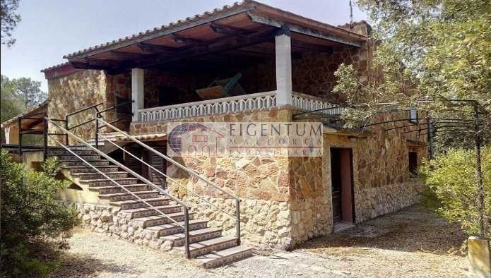 Xalet en Algaida. Chalet independiente algaida