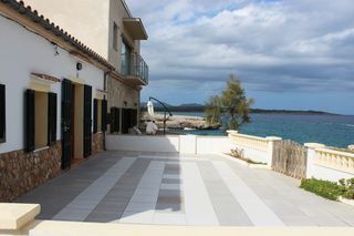 Rent Ground floor in S´Illot-Cala Morlanda