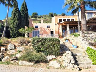 Semi detached house in Son Servera