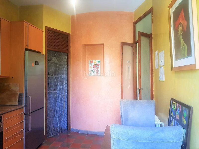 COCINA. Rent flat with heating in Cort Palma de Mallorca