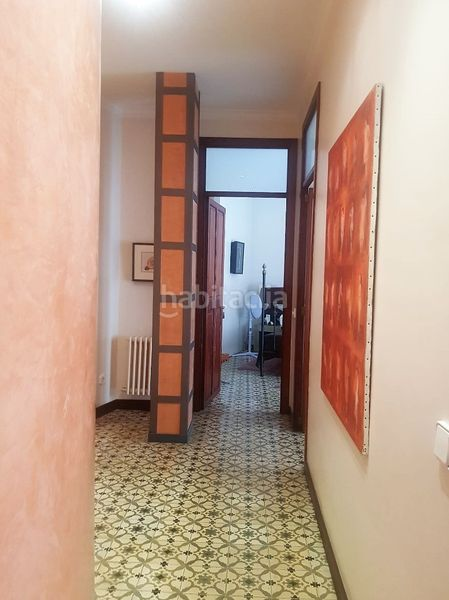 PASILLO. Rent flat with heating in Cort Palma de Mallorca
