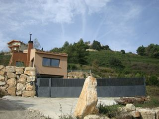 Chalet in Carrer poliol, 37. Confortable chalet con vistas