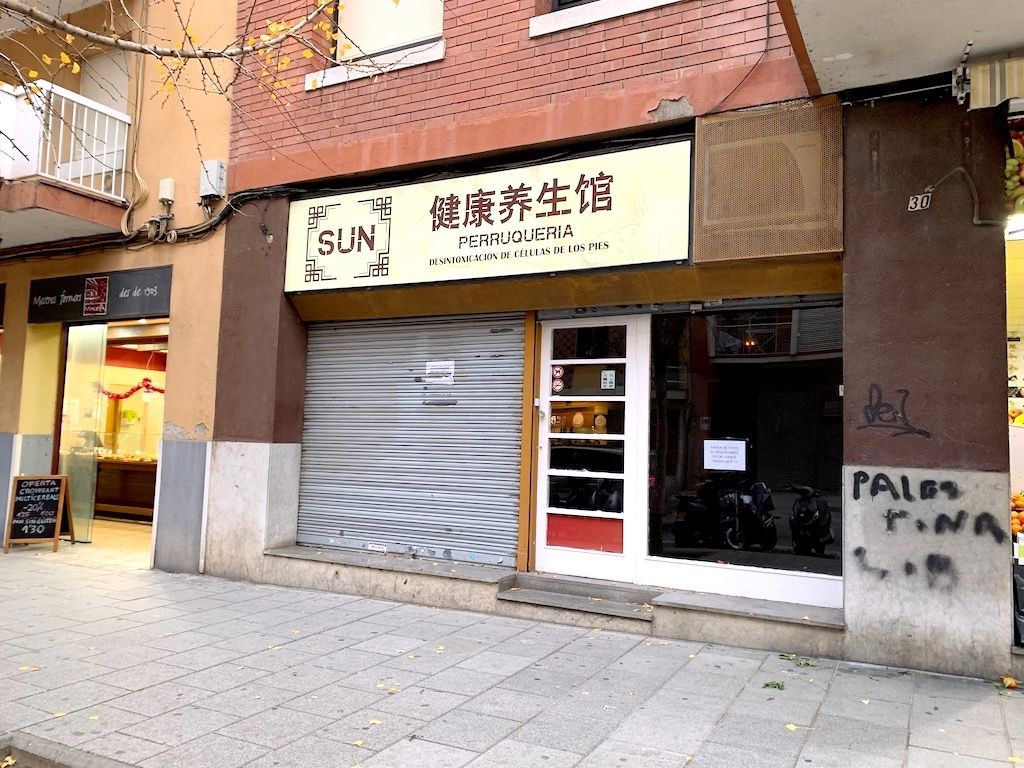 Rent Business premise in Avinguda jaume recoder, 28 local 1. Local diafano centro mataro