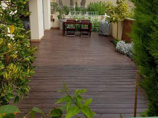 Piccolo appartamento in Carrer pins (dels), 3. Piso con piscina  100m a playa