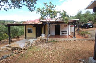 Casa in Ampolla (L´). Finca at 8 km to the beach