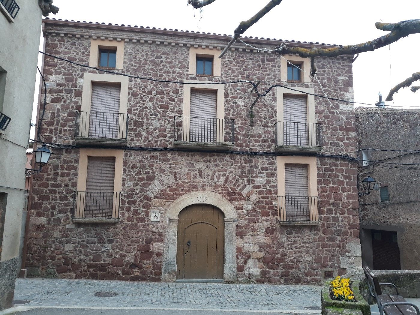 Casa in Carrer major, 25. Casa de pueblo a reformar