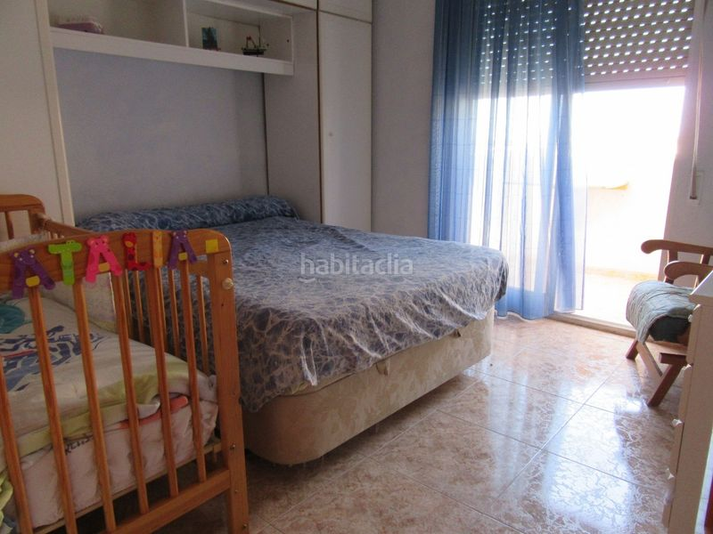 Dormitorio doble. Piccolo appartamento in calle nuestra sra. los angeles in Alicante
