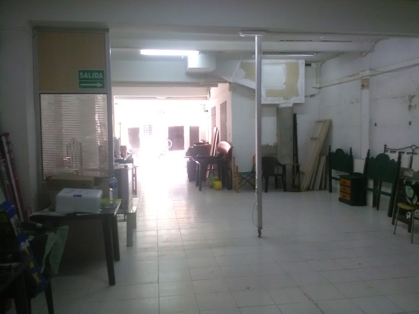 Local Comercial  Universidad. Zona universitaria