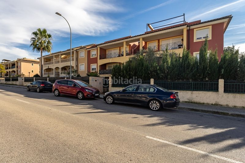 Fachada. Erdgeschoss mit parking pool in Son Ramonell-Es Figueral Marratxí