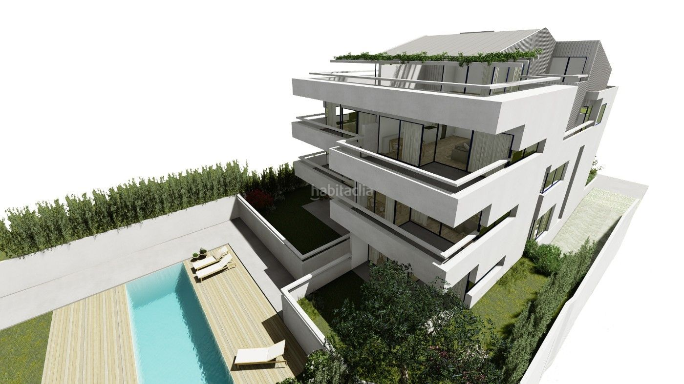 A 50 mts DE LA PLATJA Edificio viviendas New building Palamós