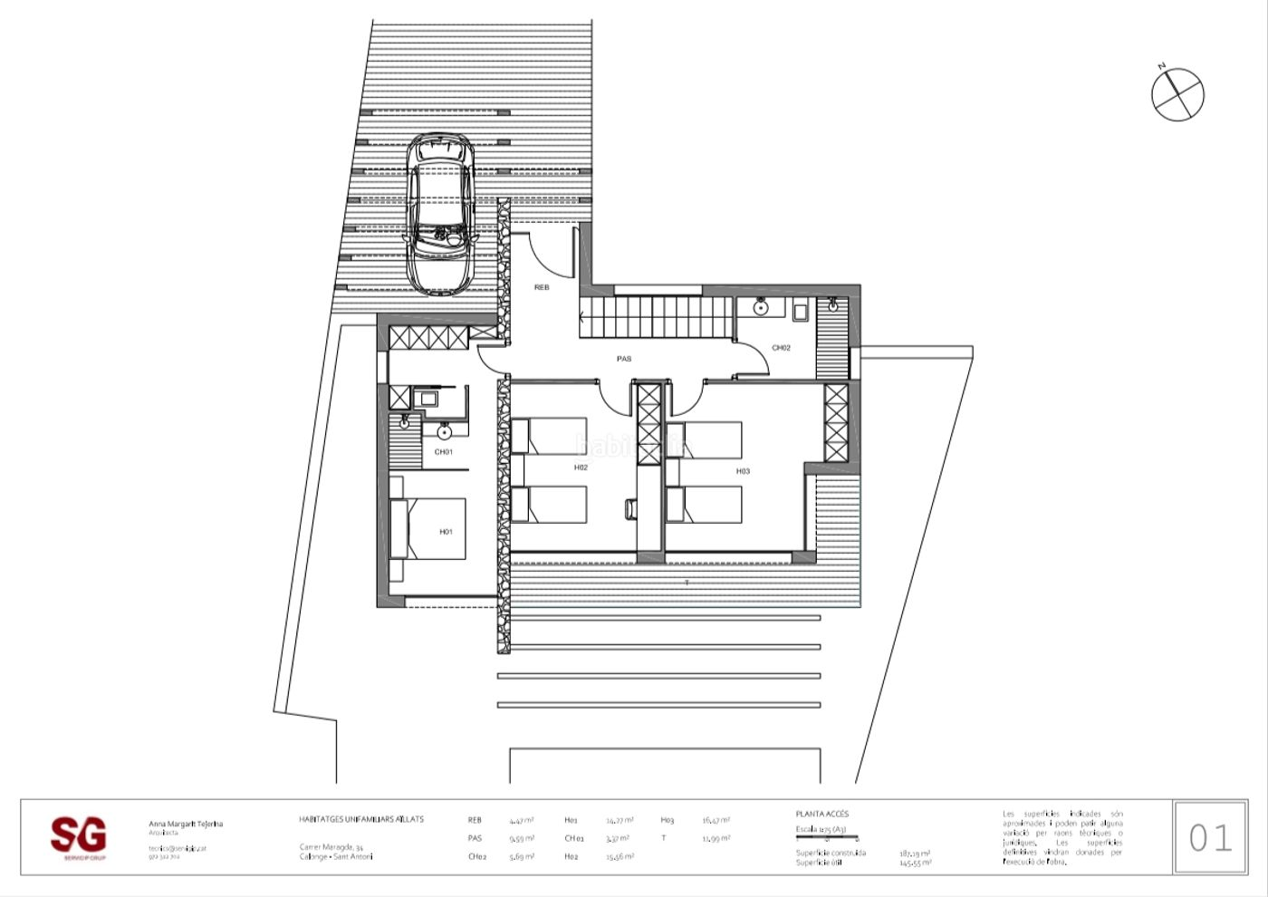 Casas unifamiliares New building Furnished Platja d´Aro