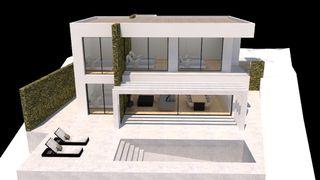 House in Los Pinos-Politur. Obra nueva. New building