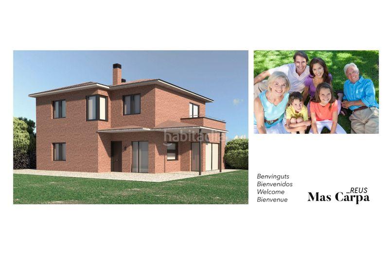 Maisons Individuelles neuves à Llevant Reus PROMOCIÓN MAS CARPA 7 CHALETS