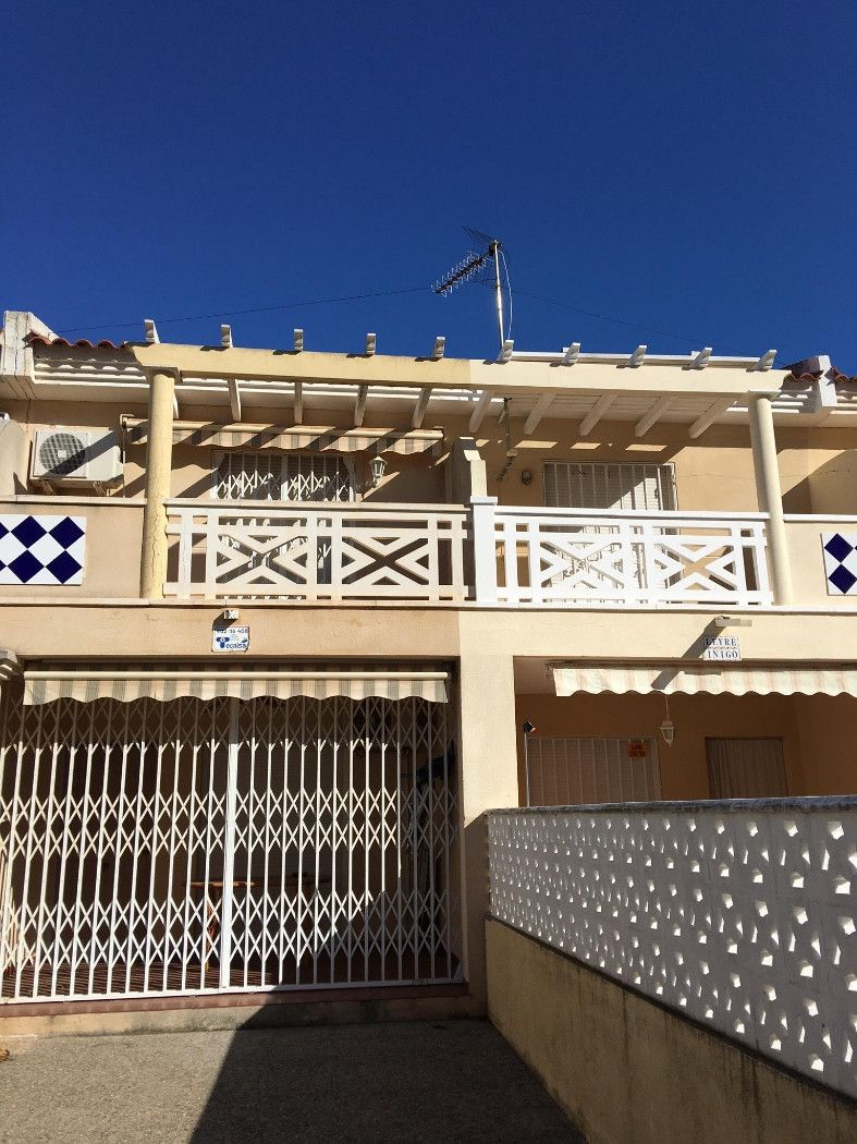 Semi detached house  Av. papa luna. Tu casa junto al mar