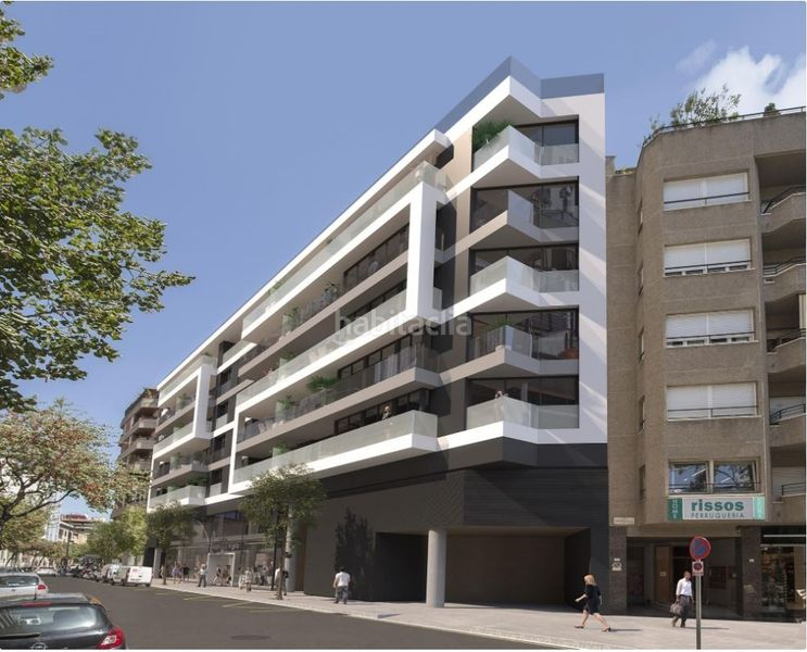 Residential building of new building in   Girona Maragall 29 · Girona