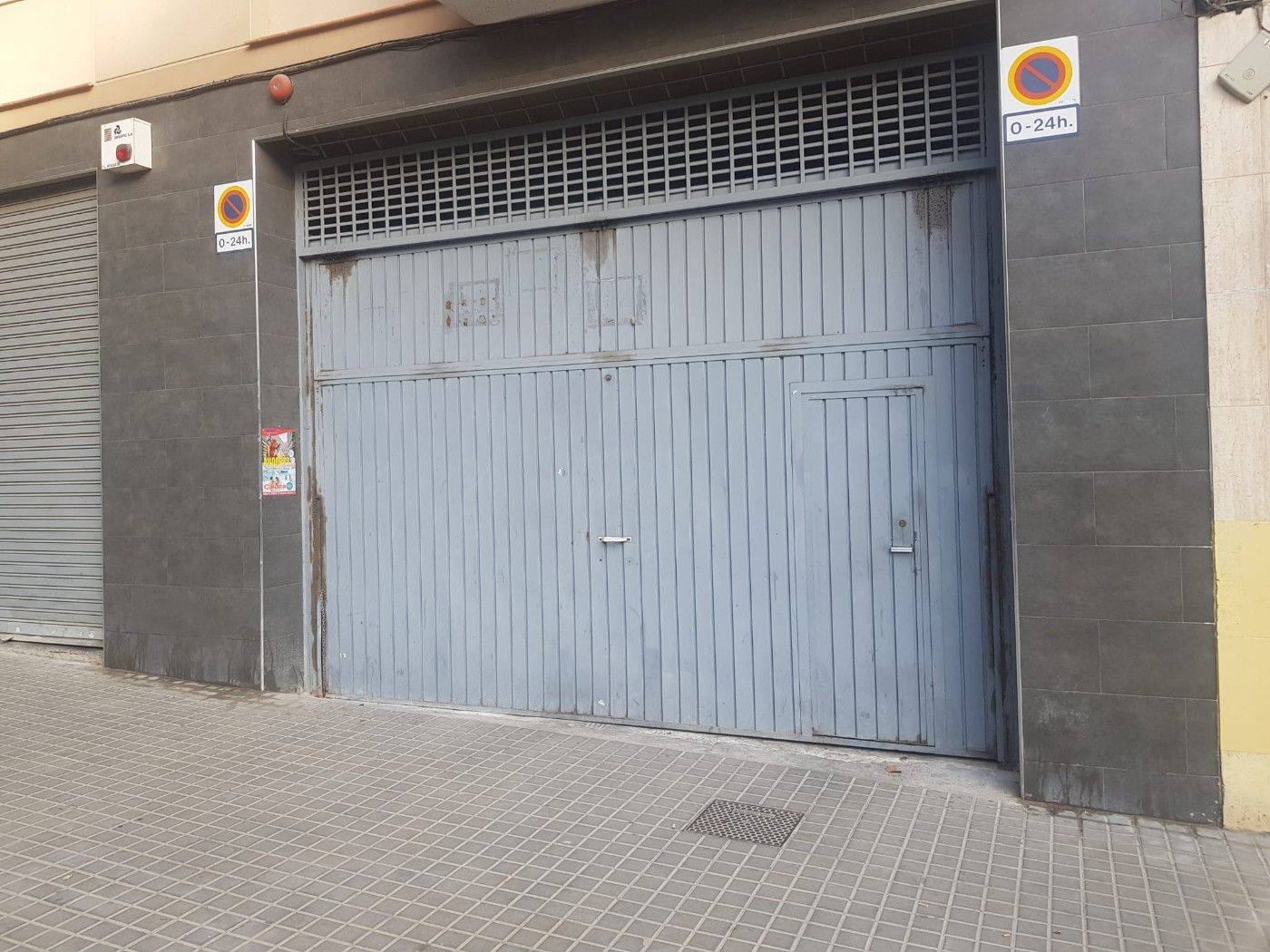 Car parking in Carrer pablo iglesias, 16