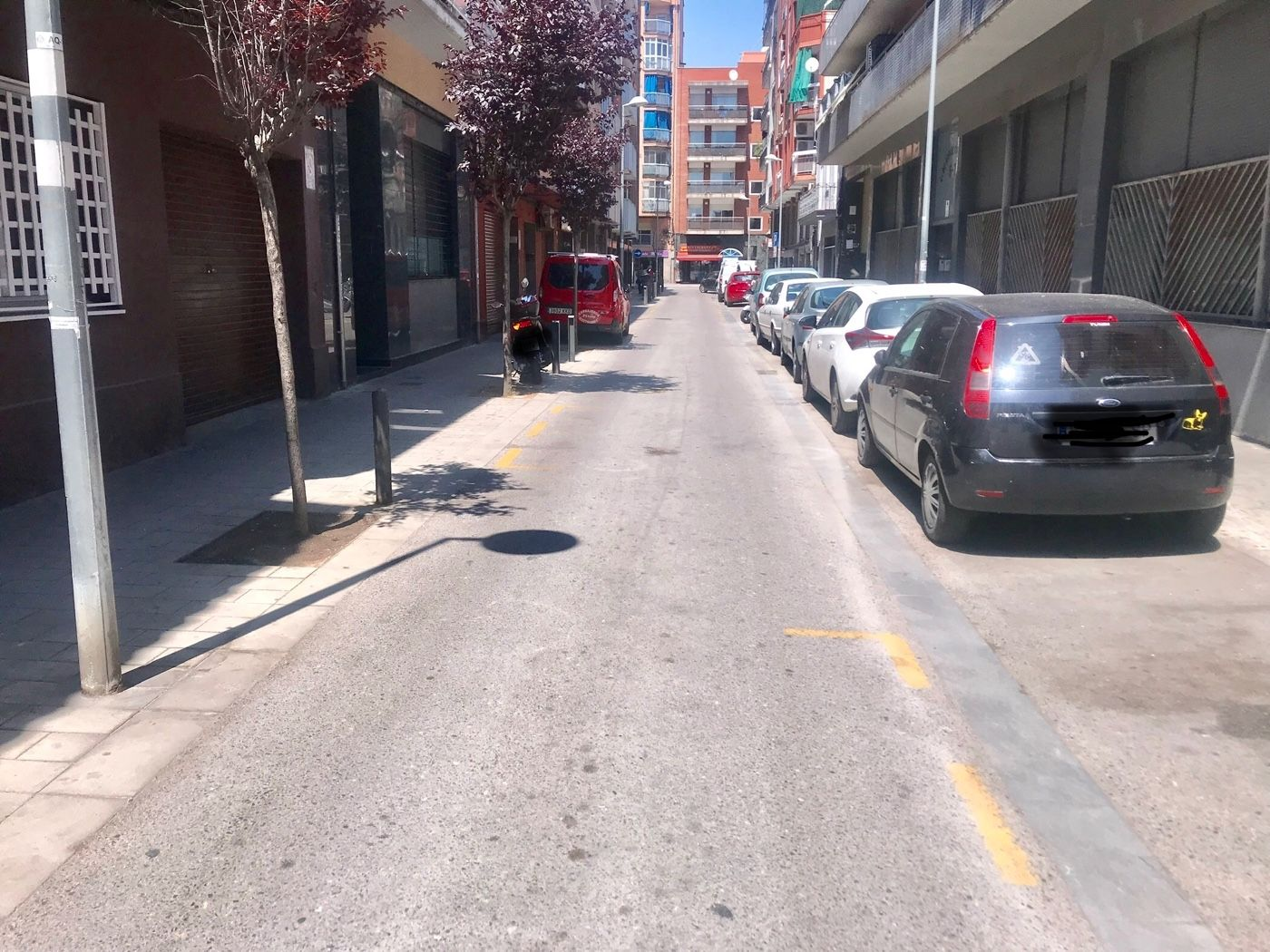 Parking coche  Carrer rafael de casanovas. Oportunidad unica!!!
