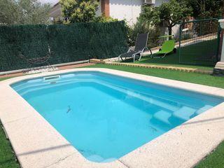 Casa bifamiliare  Urb. ca l´estapé. Reformada con piscina