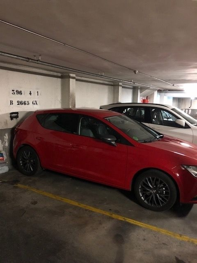 Parking coche en Poblenou-Zona Esportiva. Parking amplio st.pere nord