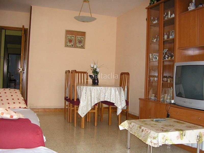 Comedor. Flat with heating in Tremp