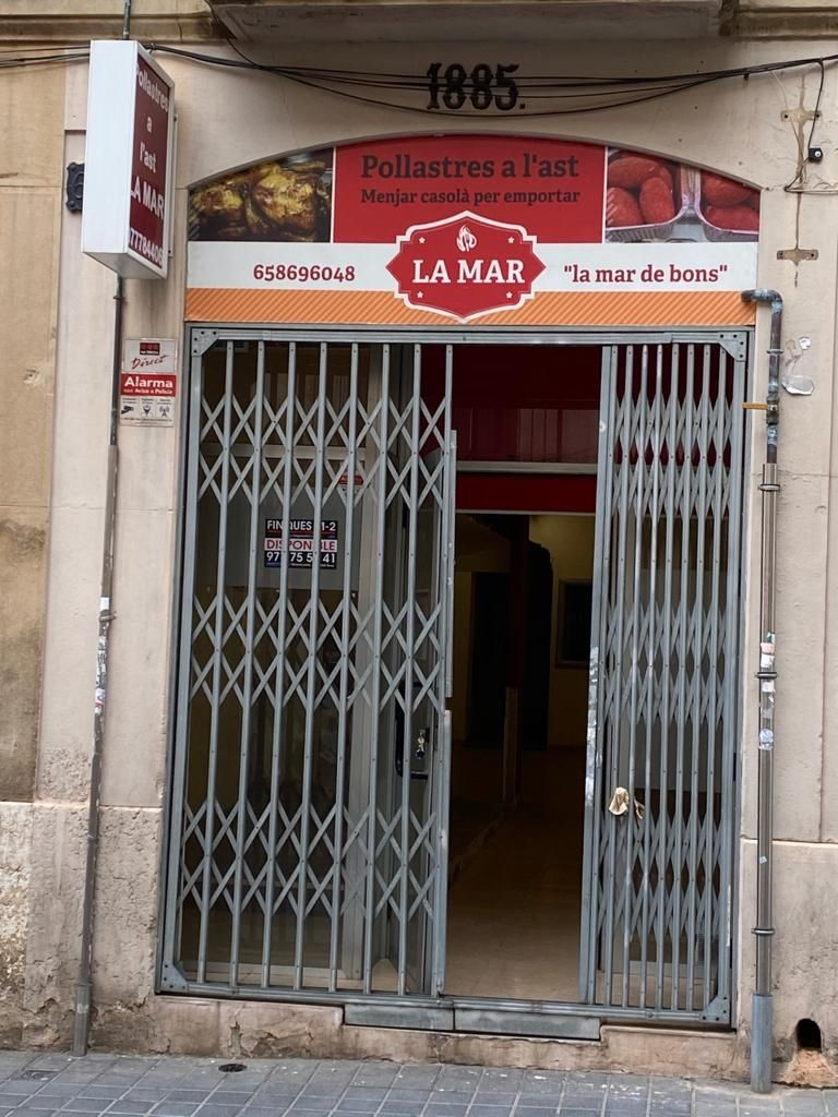 Alquiler Local Comercial  Carrer roser. Local